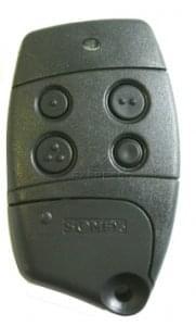 Telecommande SOMFY KEYTIS-4-RTS