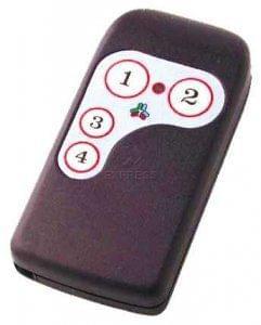 Telecommande TREBI QTU4