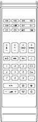 Telecommande AKAI IRS2