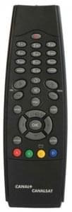 Télécommande CANAL PLUS TPS MEDIASAT 2 05CNLTEL0020