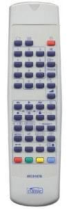 Telecommande CLASSIC IRC81078