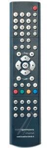 Télécommande COM-TC COM1543S