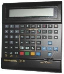 Telecommande GRUNDIG RP81-275201560100