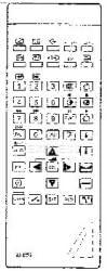 Telecommande GRUNDIG TP661