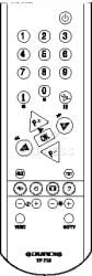 Telecommande GRUNDIG TP715 FB