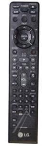 Telecommande LG AKB37026829