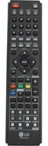 Telecommande LG AKB54052901
