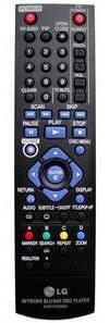 Telecommande LG AKB72033902