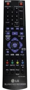 Télécommande LG AKB73615501