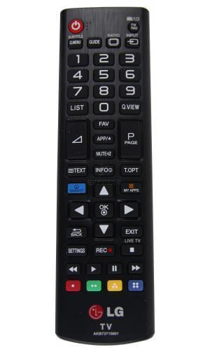 Telecommande LG AKB73715601