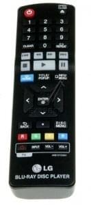 Télécommande LG AKB73735801