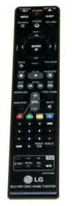 Télécommande LG AKB73775809