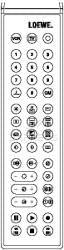 Telecommande LOEWE FB90-BT14