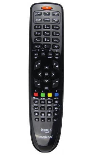 Télécommande MELICONI COMPATIBLE BOX DECODEUR
