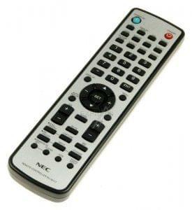 Télécommande NEC RUM117 098GRABD1NENDS