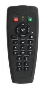 Telecommande OPTOMA ORIGINAL2