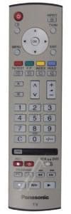 Telecommande PANASONIC EUR7636080