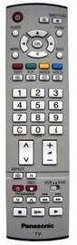 Telecommande PANASONIC EUR7651090