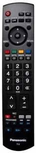 Telecommande PANASONIC EUR7737Z50