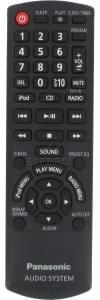 Télécommande PANASONIC N2QAYB000640