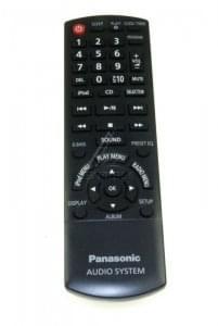 Telecommande PANASONIC N2QAYB000896