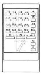 Telecommande PANASONIC TNQ1603