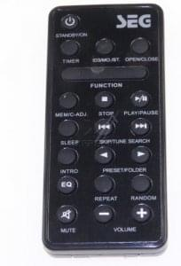 Telecommande SEG 08016487