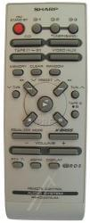 Telecommande SHARP RRMCG0071SJSA