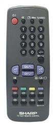 Telecommande SHARP RRMCG1060BMSA