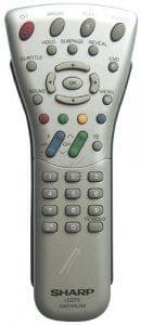 Telecommande SHARP RRMCGA074WJSA