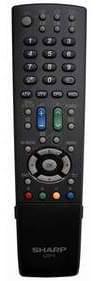 Telecommande SHARP RRMCGA825WJSA