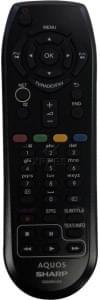 Télécommande SHARP RRMCGB028WJSA