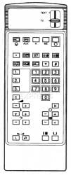 Telecommande SIEMENS 752256