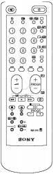 Telecommande SONY RM-841