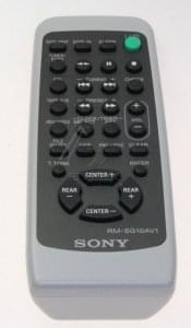 Telecommande SONY RM-SG10AV