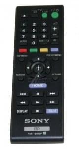 Telecommande SONY RMTB119P 149002841