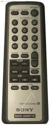 Telecommande SONY RMT-CS20CP