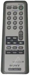 Telecommande SONY RMT-CS400