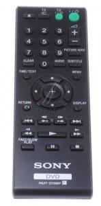 Telecommande SONY RMT-D198P