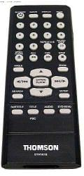 Telecommande THOMSON 36200670