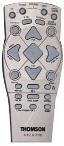 Télécommande THOMSON VTCD790-55588410