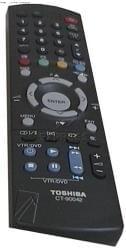 Telecommande TOSHIBA CT90042 23306365TWD50146