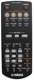 Télécommande YAMAHA WN466800 RC RAV34 RX-V363 BGF