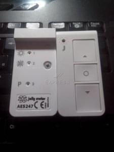 Telecommande JOLLY-MOTOR AE5247
