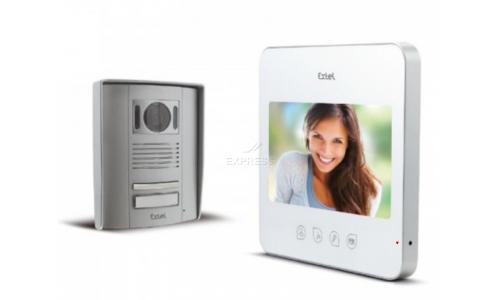 Interphone EXTEL QUATTRO 2 WHITE