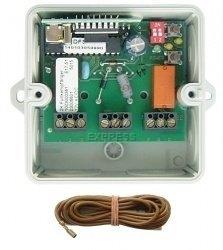 Telecommande DICKERT E17-40F201 a 2 boutons