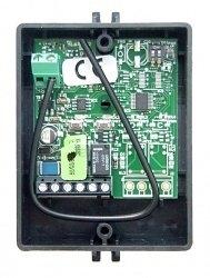 Telecommande FAAC RECEPT XR2 868 C a 2 boutons