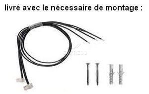 Telecommande MARANTEC KIT D344-868 - 2 D302-868 a 2 boutons