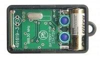Telecommande ANSONIC SA 868-2 MINI ROLLCODE a 2 boutons