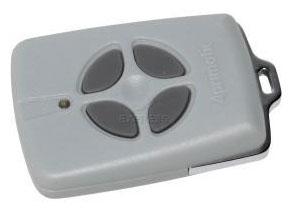 Telecommande APRIMATIC TX4E a 4 boutons